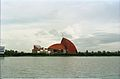Convention Centre Complex Under Constrution - Science City - Calcutta 1995-08-17 402.JPG