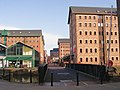 Converted warehouses, Gloucester Docks - geograph.org.uk - 676710.jpg