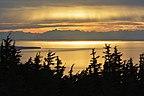 USA - Alaska, Okręg Kenai Peninsula, Widok z plat
