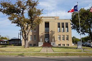 Delta County, Texas County in the United States