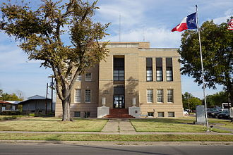 Delta County, Texas - Image: Cooper October 2015 1 (Delta County Courthouse)