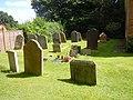 Copthorne Chapel, Copthorne (August 2016) (Churchyard).JPG