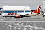 Corendon Airlines, PH-CDH, Boeing 737-86J (31929833678).jpg