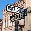 Corner of Mauch Chunk & Broad Street - Tamaqua, Pennsylvania.jpg