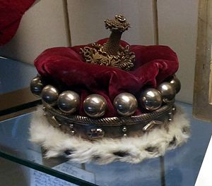 Viscount - Coronet of the 6th Viscount Clifden.