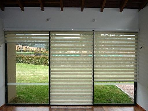 Window Blinds save energy