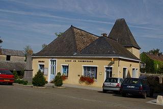 Cossé-en-Champagne Commune in Pays de la Loire, France