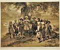 Cotes de la Mer Noire. Reunion de princes tcherkesses. (1847).jpg
