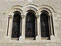 Coulaures église au-dessus portail.JPG
