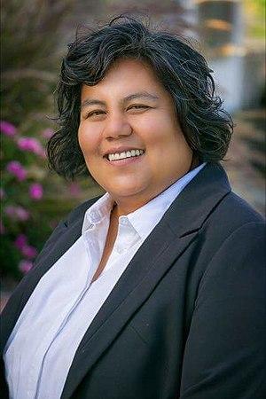 Georgette Gomez - Image: Councilmember Georgette Gomez
