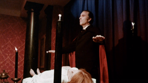 Immagine Count Dracula and His Vampire Bride (1973) - Christopher Lee and Joanna Lumley 1.png.