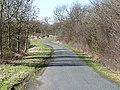 Country road near Gate Burton (3) - geograph.org.uk - 1738617.jpg