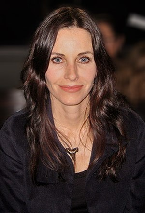 Courteney Cox - Cox in 2009