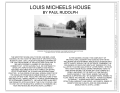 Cover Sheet - Paul Rudolph's Louis Micheels House, 16 Minute Man Hill, Westport, Fairfield County, CT HABS CT-475 (sheet 1 of 5).png