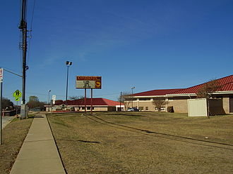 Austin Independent School District - Image: Covington Middle Austin