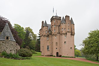 "John Smith (architect) - Smith felt Craigievar Castle was: ""one of the finest specimens in the Country of the age and style in which it was built."""