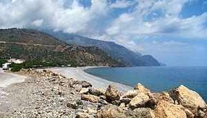 Sougia - Beach