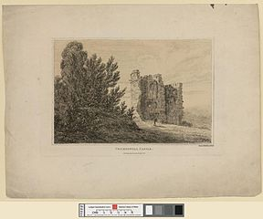 Crickhowell Castle