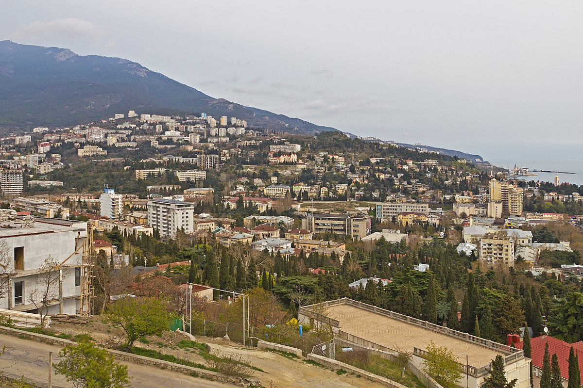 Taxi Yalta: a selection of sites