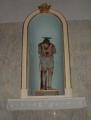 Cristo alla colonna, Chiesa Madre Solarino