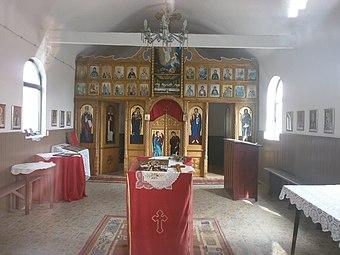 Crkva Svete velikomučenice Nedelje, Jelašnica, Leskovac, b08