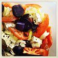 Crudites et tofu - salade végétalienne.JPG