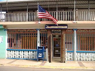 Culebra, Puerto Rico - Image: Culebra, Puerto Rico US postal office