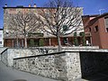Cureglia (Svizzera), piazza dei Caresana.jpg