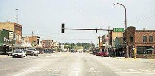 Custer, South Dakota City in South Dakota, United States