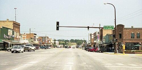 Custer mailbbox