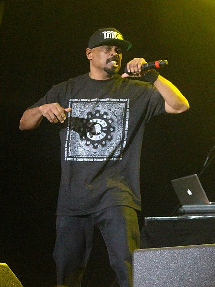 Sen Dog mit Cypress Hill am Nova Rock 2016