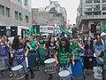 Día por el Derecho al Aborto en América Latina y el Caribe. Marcha en la Ciudad Autónoma de Buenos Aires, septiembre 2018 06.jpg