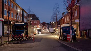 Dülmen, Coesfelder Straße, Markt -- 2020 -- 7658.jpg