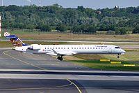 D-ACNX - CRJ9 - Lufthansa