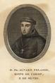 D. Fr. Alvaro Pelagio, Bispo de Coron, e de Silves.png