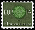 DBP 1960 337 Europa 10Pf.jpg