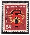 DDR-Briefmarke Erster Fünfjahrplan 1951 24.JPG