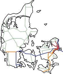 Elektrificering Af Danske Jernbaners Togdrift Wikipedia Den