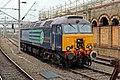 "DRS Class 57, 57304 ""Pride of Cheshire"", Crewe railway station (geograph 4524763).jpg"