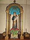 dsc05309 susteren, limburg, basiliek beeld madonna met kind