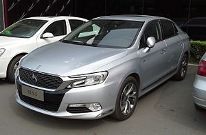 Changan Automobile - DS 5LS
