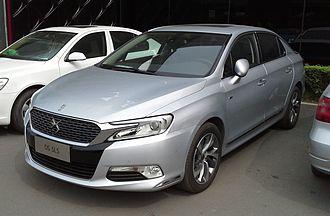 Changan Automobile - DS 5LS