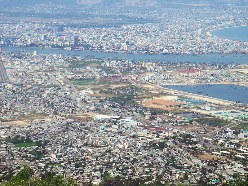 Tập tin:Da Nang view from top of Son Tra.jpg