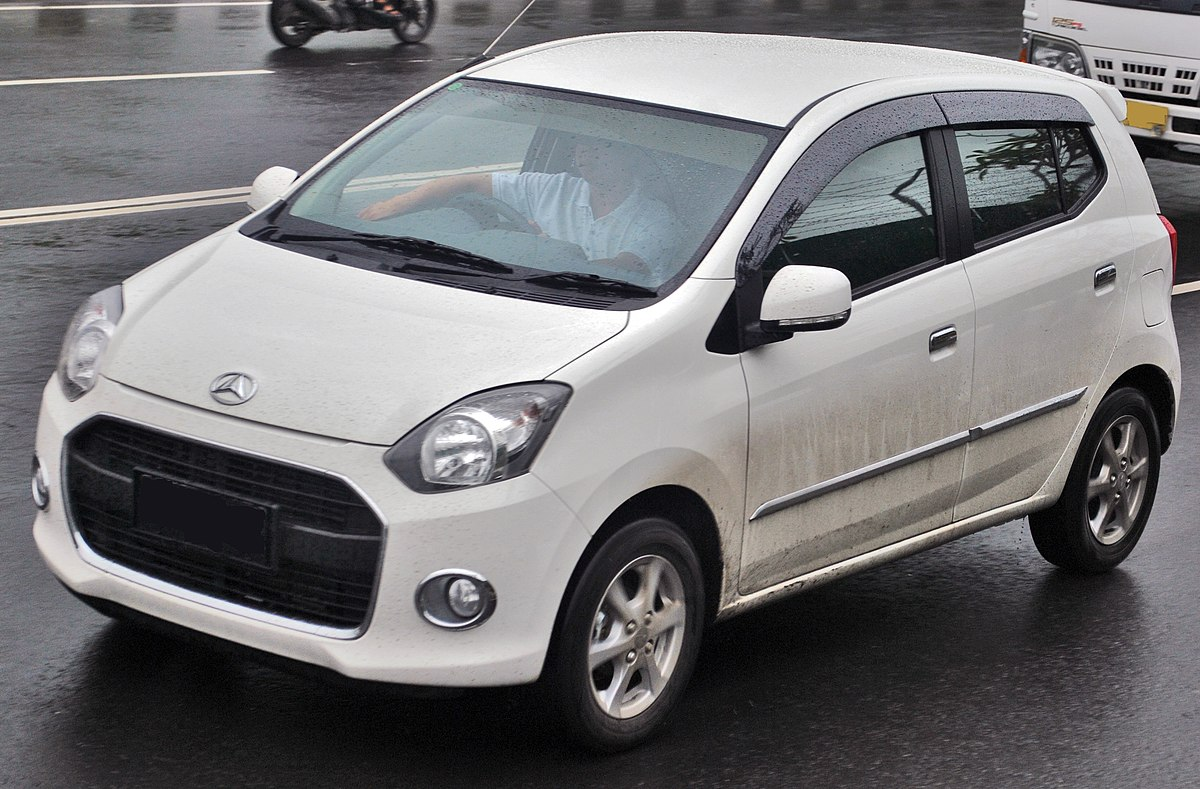 Daihatsu ayla wikipedia malvernweather Choice Image