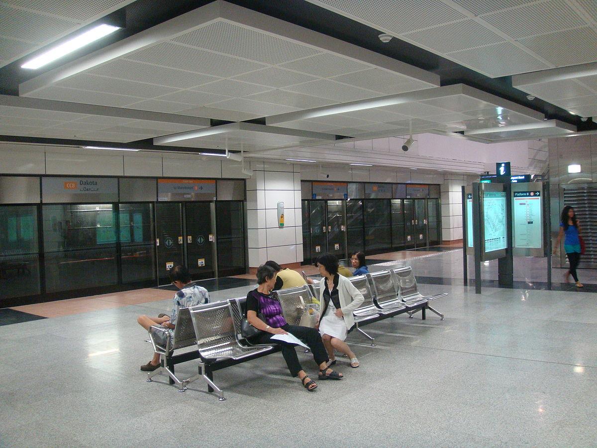 Dakota MRT Station  Wikipedia