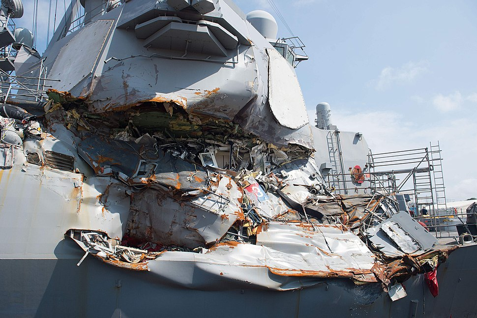 Damage to USS Fitzgerald, 2017 (2)