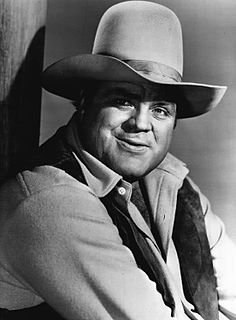 Dan Blocker actor (1928-1972)
