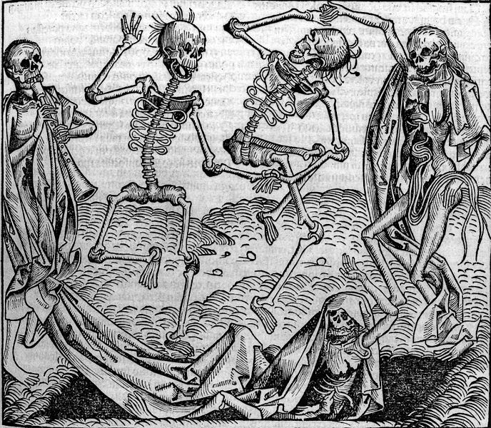 File:Dancing skeletons, 'Dance of Death' Wellcome L0006816.jpg