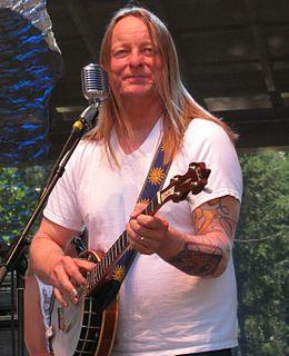 Danny Barnes (musician) American banjo player, singer, and composer
