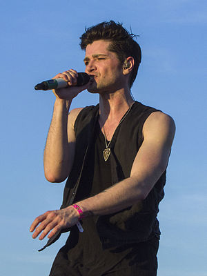 The Voice UK (series 1) - Danny O'Donoghue